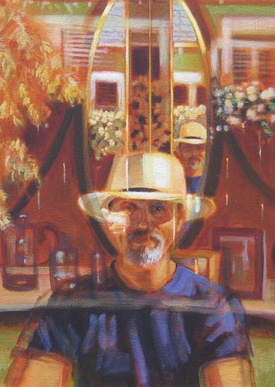 Richard Self-Portrait #1